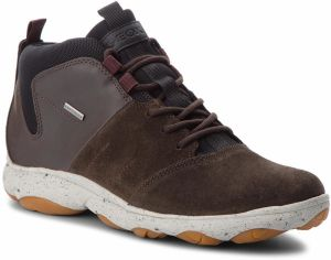 Outdoorová obuv GEOX - U Nebula 4X4ABX A U742VA 023EK C6T6M Dk Coffee Coffee 3b478884c5