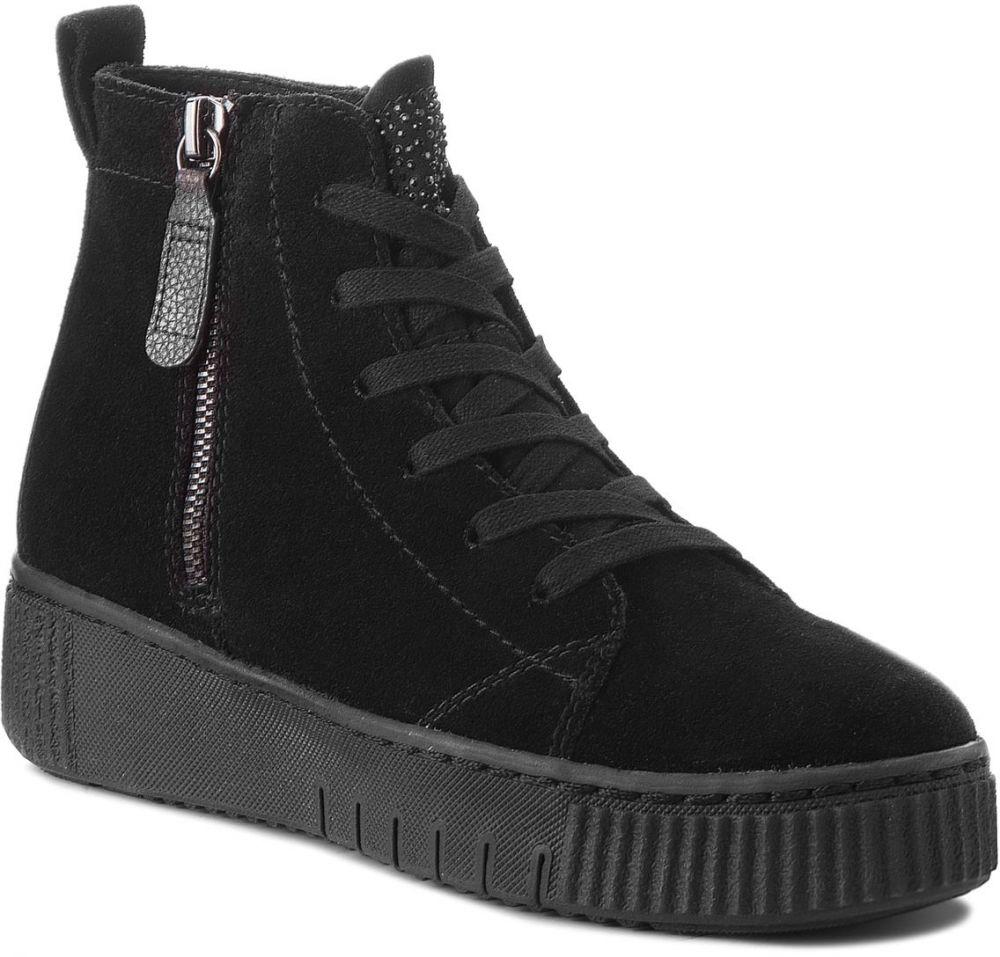 62848bd878190 Členková obuv TAMARIS - 1-25219-21 Black 001 značky Tamaris - Lovely.sk