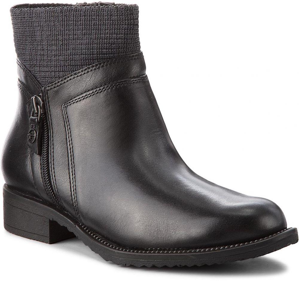 79c6dd7d6d77 Členková obuv TAMARIS - 1-25330-21 Black 001 značky Tamaris - Lovely.sk