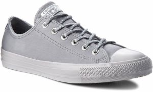 Tramky CONVERSE - Ctas Ox 157586C Cool Grey/Pure Platinum