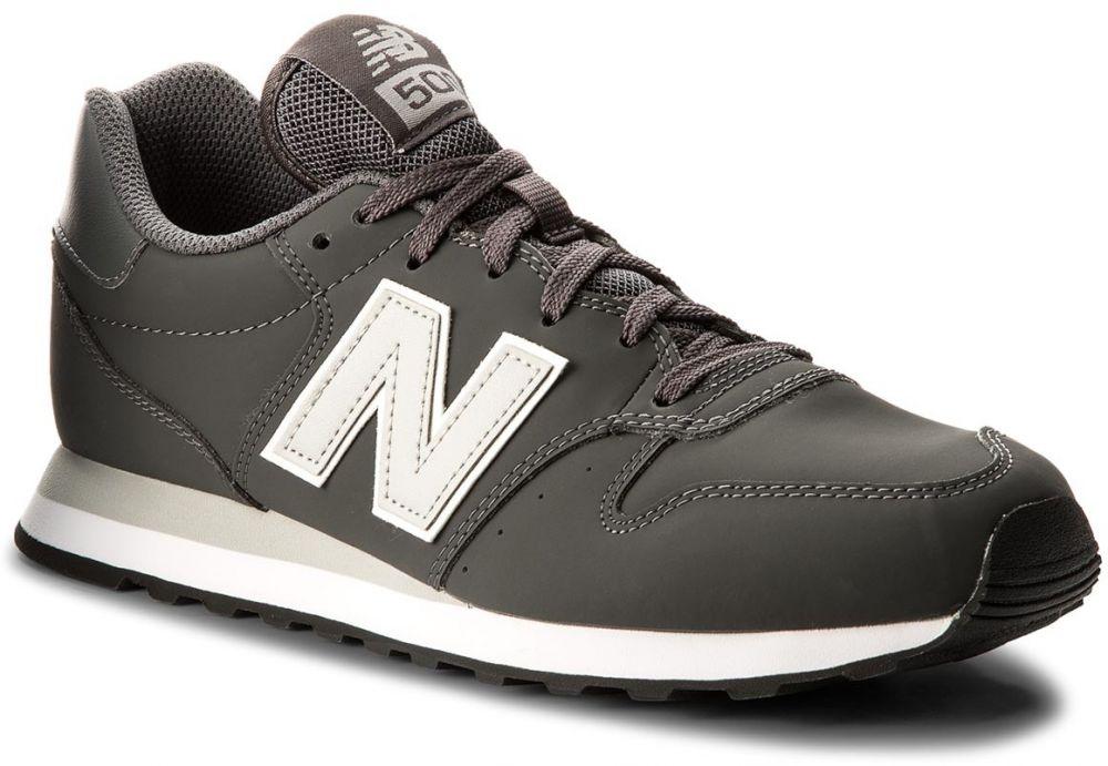 27edd2293e Sneakersy NEW BALANCE - GM500DGR Sivá značky New Balance - Lovely.sk