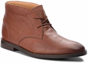 Outdoorová obuv CLARKS - Glide Chukka 261354297 British Tan Leather