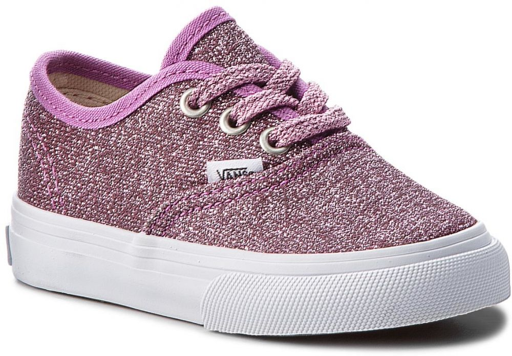 Tenisky VANS - Authentic VN0A38E7U3U (Lurex Glitter) Pink True ... cdc34f41f38