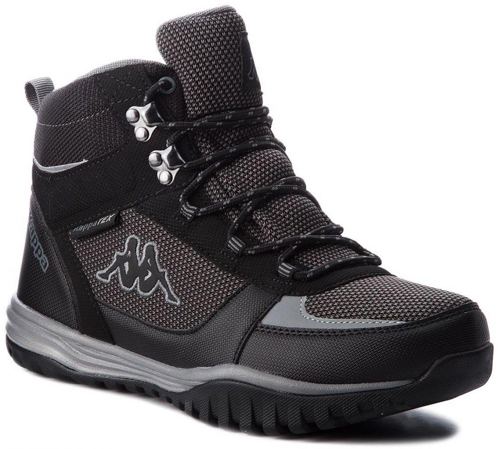 Trekingová obuv KAPPA - Mountain Tex 242369 Black Grey 1116 značky KAPPA -  Lovely.sk ac5529a1db3