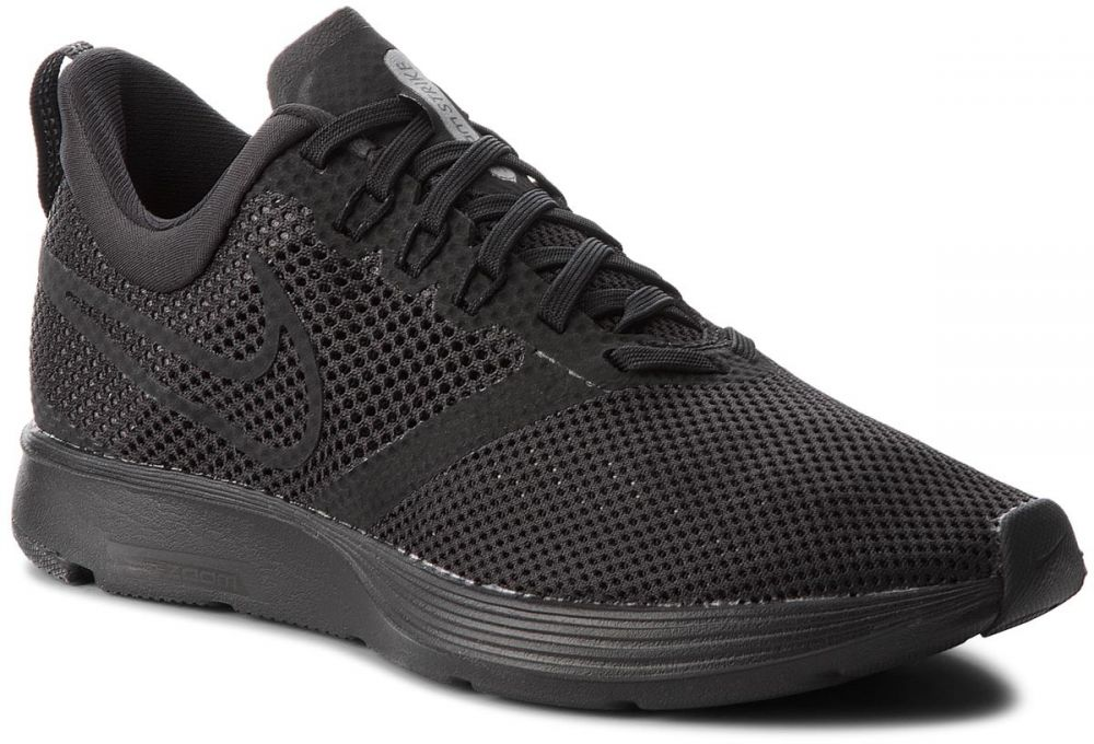 Topánky NIKE - Zoom Strike AJ0188 010 Black Black značky Nike ... dac6a2b5374