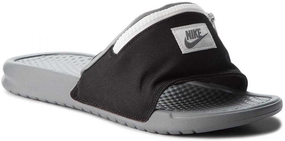 competitive price 29e95 75fd9 Šľapky NIKE - Benassi Jdi Fanny AO1037 001 Black Cool Grey Summit White  značky Nike - Lovely.sk