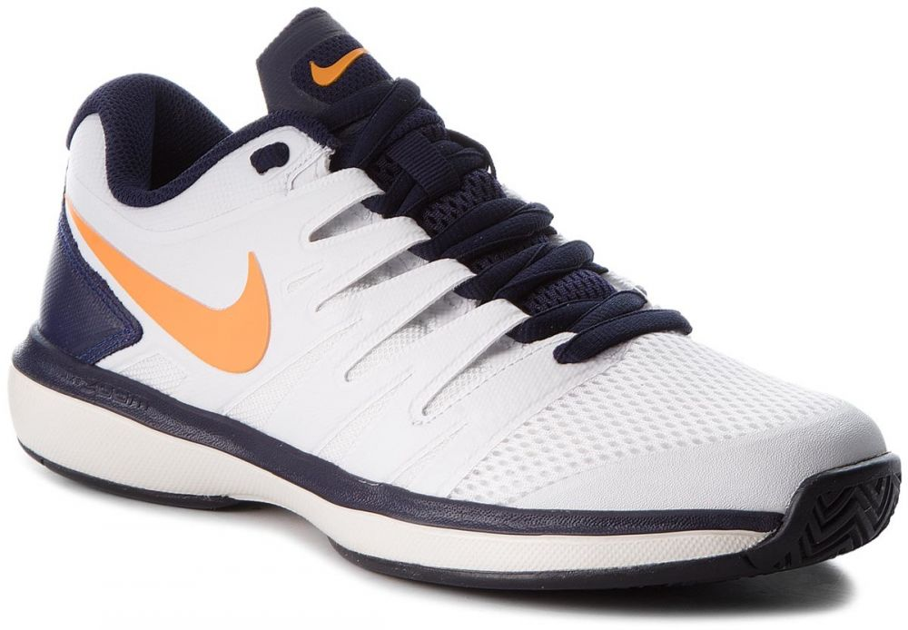 f4c1bf7b7a0 Topánky NIKE - Air Zoom Prestige Hc AA8020 180 White Oragne Peel značky Nike  - Lovely.sk