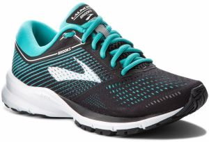 Topánky BROOKS - Launch 5 120266 1B 003 Black/Teal Green/White