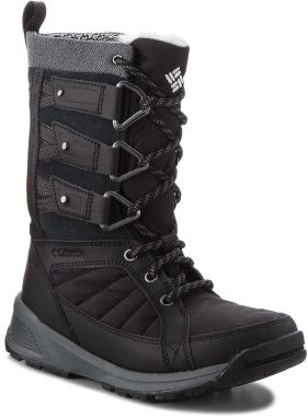 Snehule COLUMBIA - Meadows Shorty Omni-Heat 3D BL5967 Black/Steam 010