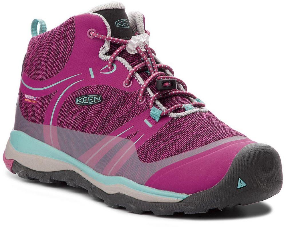 Trekingová obuv KEEN - Terradora Mid Wp 1018381 Boysenberry Red Violet 44e9fdc2cfd