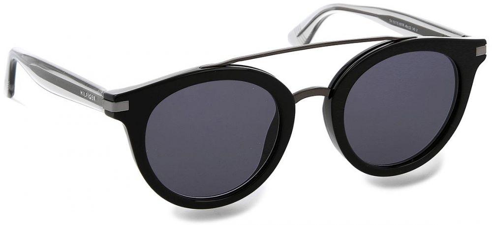 3ee6e9237 Slnečné okuliare TOMMY HILFIGER - 1517/S Black 807 značky Tommy Hilfiger -  Lovely.sk