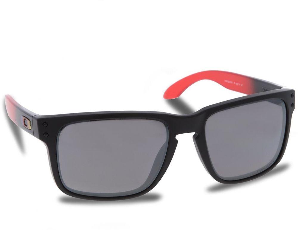 Slnečné okuliare OAKLEY - Holbrook OO9102-D355 Ruby Fade Prizm Black  Polarized značky Oakley - Lovely.sk 2c280a3635d