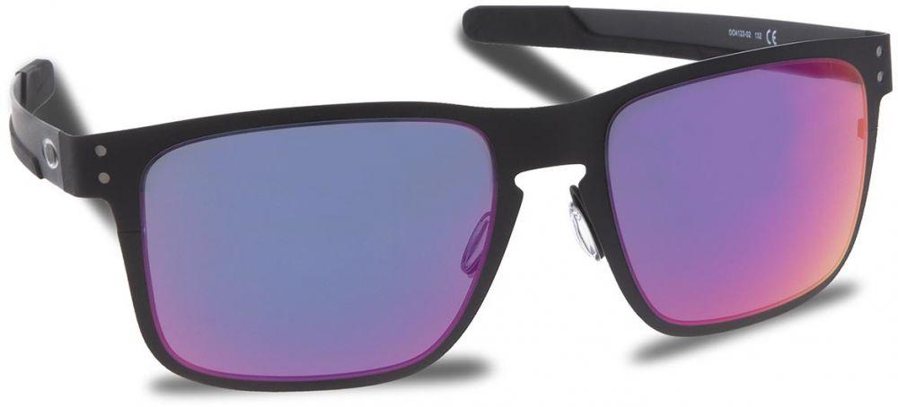 520a910e8 Slnečné okuliare OAKLEY - Holbrook Metal OO4123-0255 Matte Black/Positive  Red Iridium značky Oakley - Lovely.sk