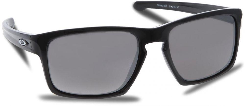 Slnečné okuliare OAKLEY - Silver OO9262-4657 Polished Black Prizm Black  Iridium dbe35a7cd4b