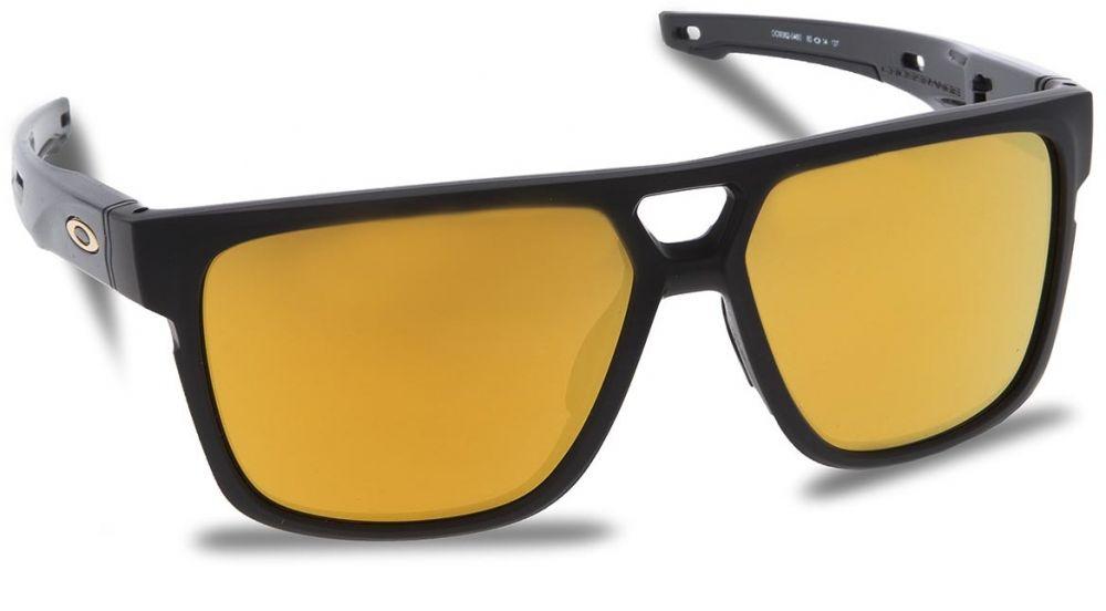 1884105b1 Slnečné okuliare OAKLEY - Crossrange Patch OO9382-0460 Matte Black/24k  Iridium