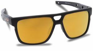 Slnečné okuliare OAKLEY - Crossrange Patch OO9382-0460 Matte Black 24k  Iridium e1498ea0fb3
