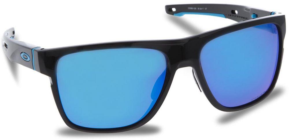 Slnečné okuliare OAKLEY - Crossrange XL OO9360-1358 Polished Black Prizm  Sapphire Iridium značky Oakley - Lovely.sk 299443c3eb8