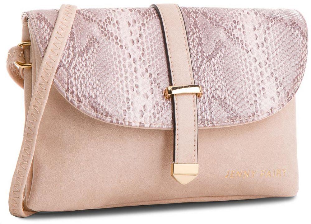 66f409881 Kabelka JENNY FAIRY - RS0130 Ružová značky Jenny Fairy - Lovely.sk