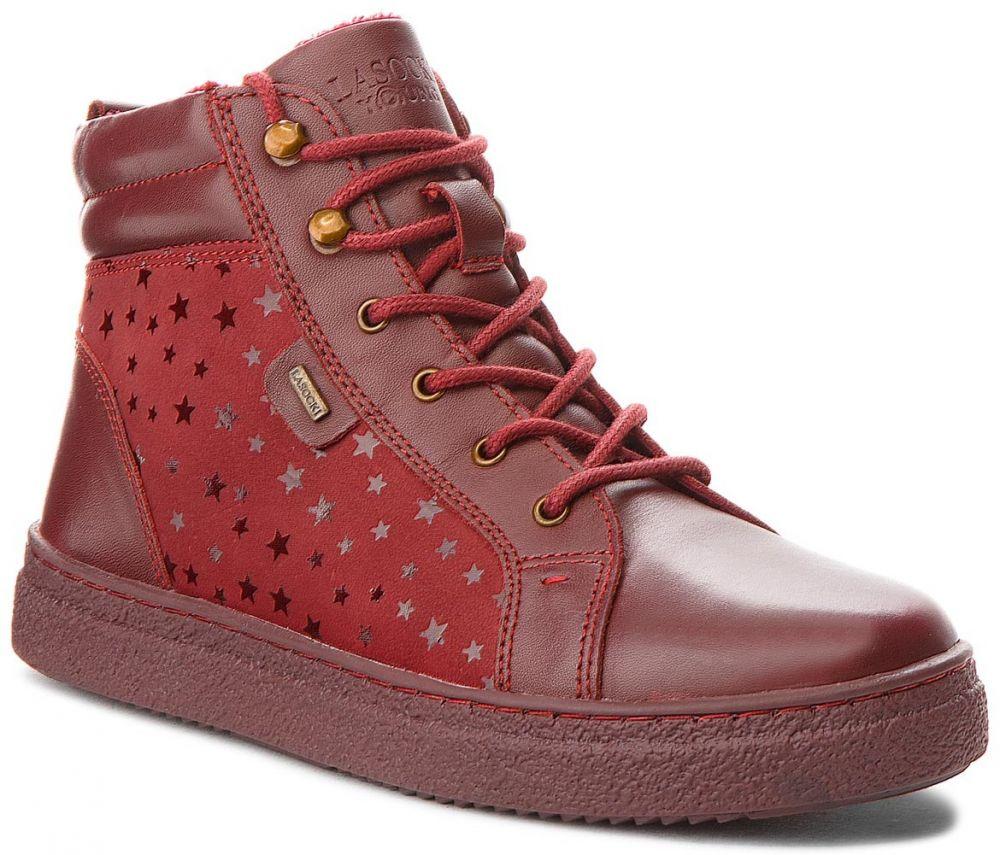 Outdoorová obuv LASOCKI YOUNG - CI12-GATE-06 Bordová značky Lasocki ... 3451fc6385