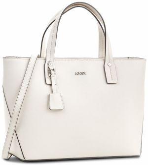 JOOP! Dámská shopper kabelka Saffiano Jeans Lara 4140003904 - bílá ... 5825a61b637