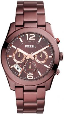 Hodinky FOSSIL - Perfect Boyfriend ES4110 Red/Red