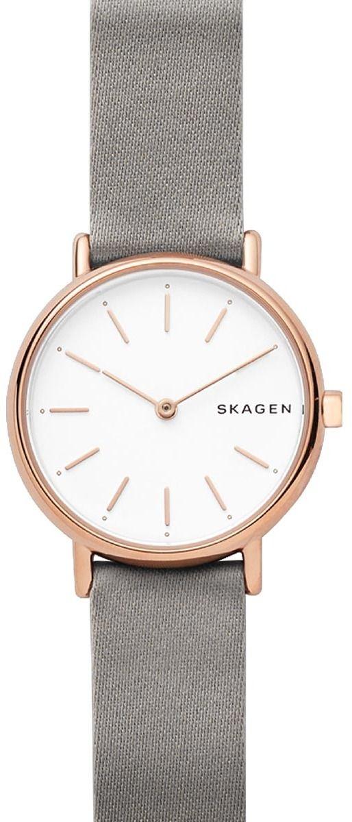 0e3c4f623b Hodinky SKAGEN - Signatur SKW2697 Gray Rose Gold značky Skagen - Lovely.sk