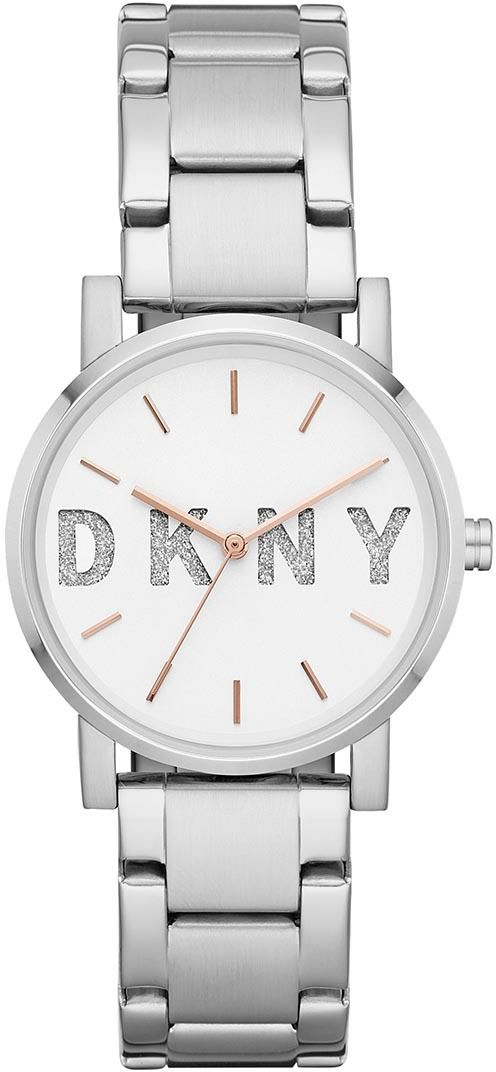 Hodinky DKNY - Soho NY2681 Silver Silver značky DKNY - Lovely.sk f6b31950c6