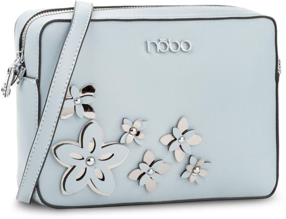 af558ecc13 Kabelka NOBO - NBAG-E1590-C012 Modrá značky NOBO - Lovely.sk