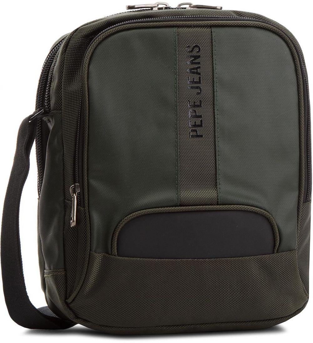 68e85b5a1b5 Ľadvinka PEPE JEANS - Bromely Shoulder Bag PM030523 Military Green 679 značky  Pepe Jeans - Lovely.sk