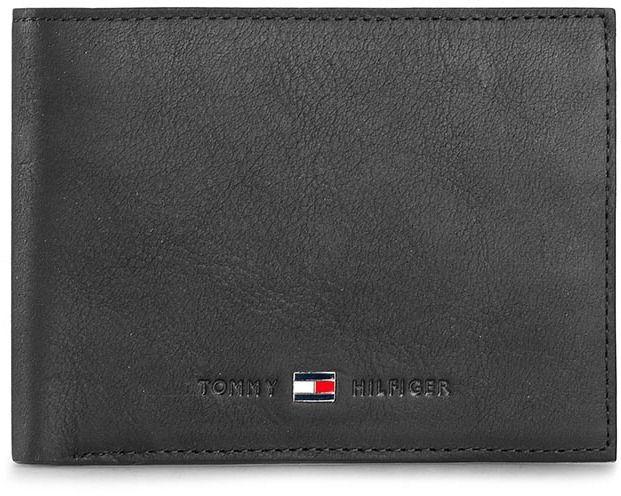 Veľká Peňaženka Pánska TOMMY HILFIGER - Johnson Cc And Coin Pocket  AM0AM82565 AM0AM00659 Black 002 3ff3b65d5a1