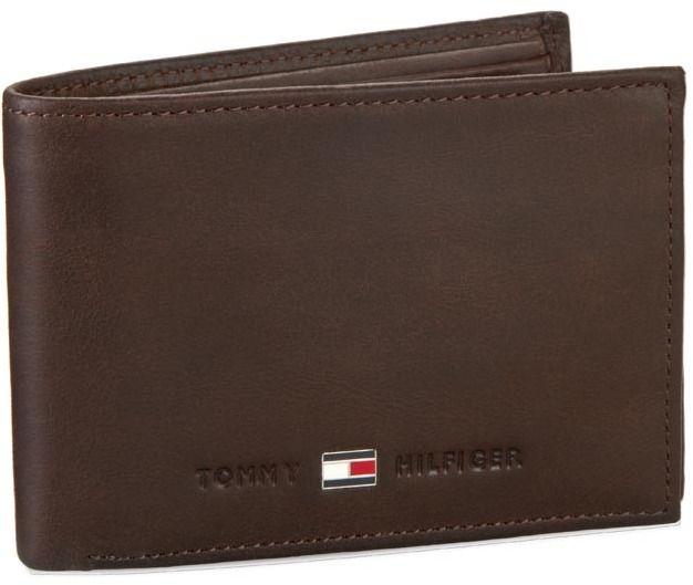 Veľká Peňaženka Pánska TOMMY HILFIGER - Johnson Mini CC Flap AM0AM00662 041 2083cbe634a