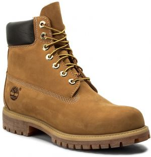 Outdoorová obuv TIMBERLAND - Af 6In Prem Bt 10061/TB0100617131 Wheat Yellow