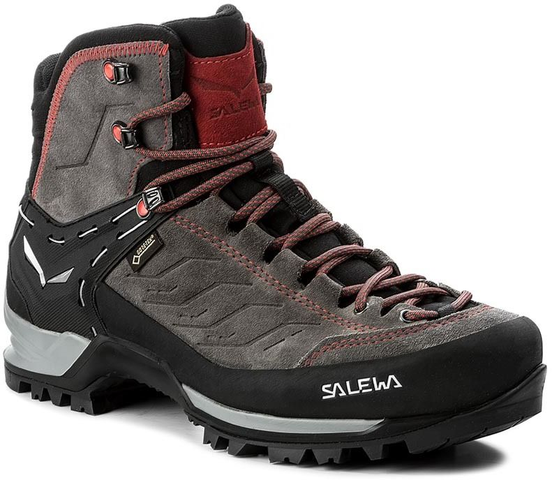 Trekingová obuv SALEWA - Mtn Trainer Mid Gtx GORE-TEX 63458-4720  Charcoal Papavero 4720 značky Salewa - Lovely.sk 08d01752490