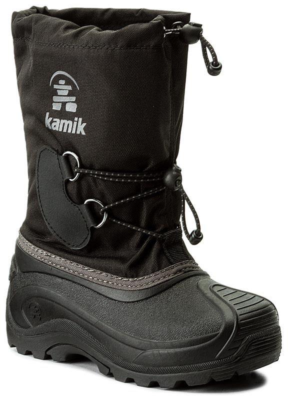 eec61f4361 Snehule KAMIK - Southpole4 NK4727 Black značky Kamik - Lovely.sk