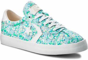Sneakersy CONVERSE - Breakpoint Ox 555952C Fresh Cyan Barely Orange White 744dbbac6e