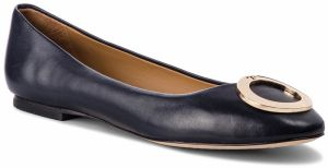 Baleríny TORY BURCH - Caterina Ballet Flat 51672 Perfect Navy 430