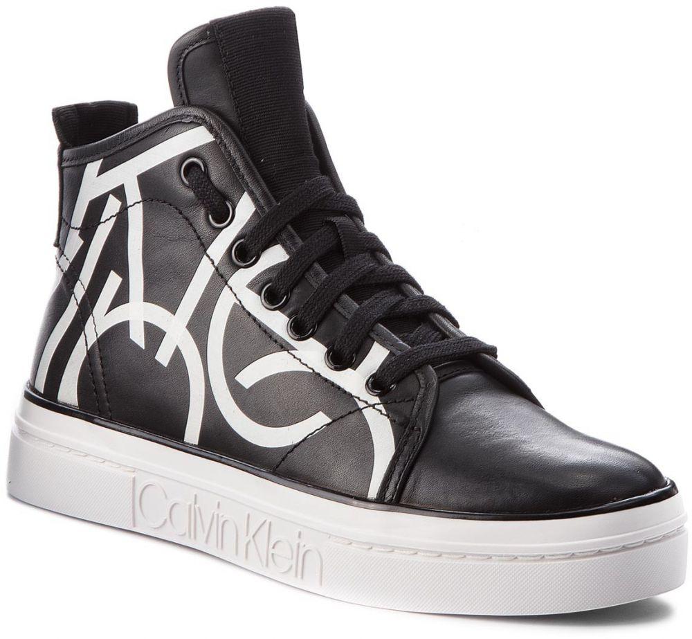 Sneakersy CALVIN KLEIN - Kayce E7527 Black White značky Calvin Klein -  Lovely.sk 43ebab7fa28