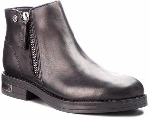 a4cca1a2b6 Čierne dámske kožené topánky U.S. Polo Assn. Margot značky U.S. Polo ...