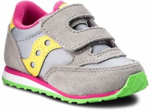 Sneakersy SAUCONY - Baby Jazz Hl SL159642 Grey/Yellow