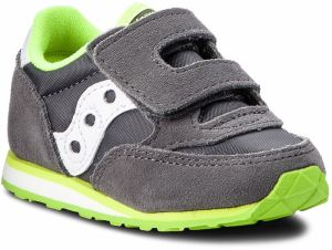 Sneakersy SAUCONY - Baby Jazz Hl SL259640 Grey/White