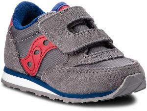 Sneakersy SAUCONY - Baby Jazz Hl SL259641 Grey/Red