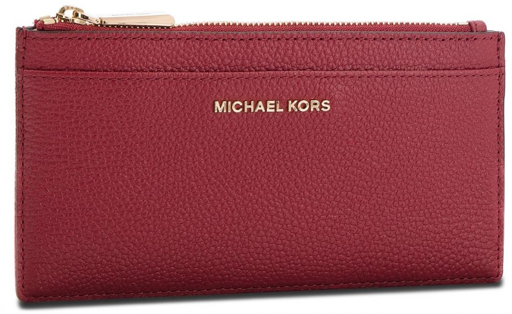 Veľká Peňaženka Dámska MICHAEL MICHAEL KORS - Money Pieces 32S8GF6D7L  Maroon značky MICHAEL Michael Kors - Lovely.sk c33ebb393f6