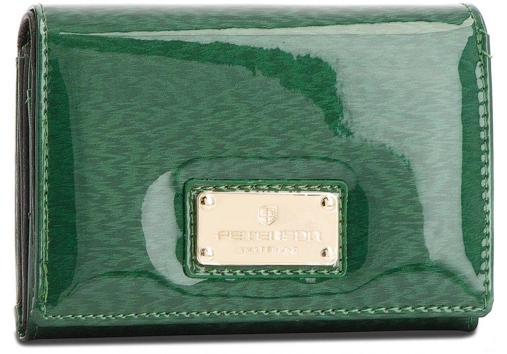 086d7fc5d Veľká Peňaženka Dámska PETERSON - 445-14-5-13 Green značky Peterson ...