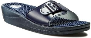 Šľapky SCHOLL - New Massage F20054 1040 410 Navy Blue