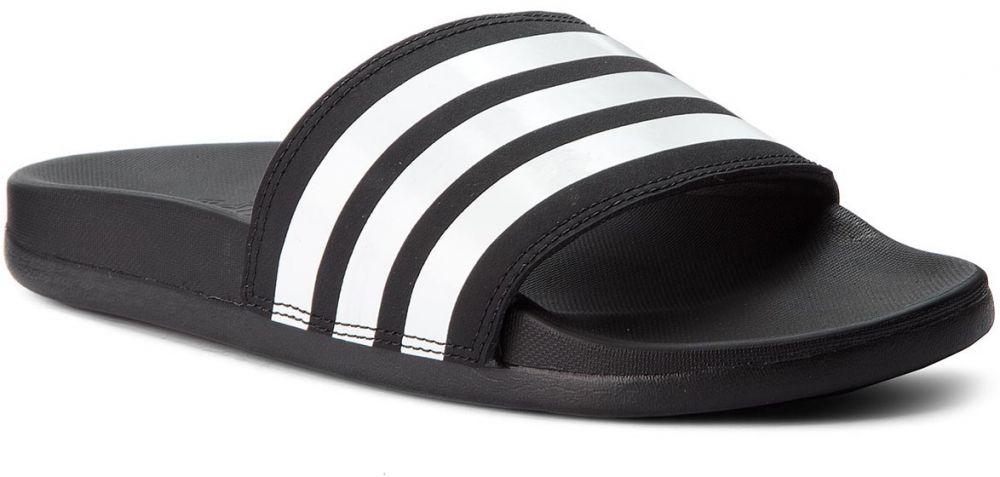 Šľapky adidas - adilette Comfort AP9971 Cblack/Ftwwht/Cblack
