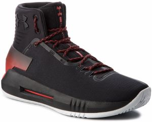 Topánky UNDER ARMOUR - Ua Drive 4 3020225-001 Blk