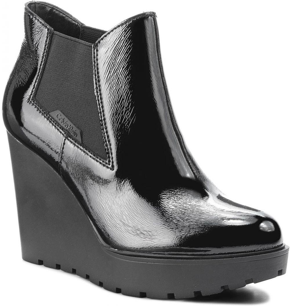 78b69e3d94 Členková obuv CALVIN KLEIN JEANS - Sydney R0597 Black značky Calvin Klein  Jeans - Lovely.sk