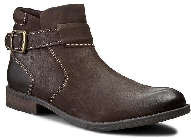 76839dc0fc8a5 Outdoorová obuv LASOCKI FOR MEN - MI07-A213-A62-05 Brązowy Ciemny ...