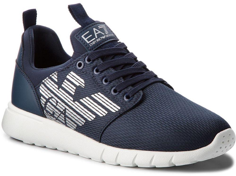 a7543b47c0 Sneakersy EA7 EMPORIO ARMANI - X8X007 XCC02 00285 Navy značky EA7 ...