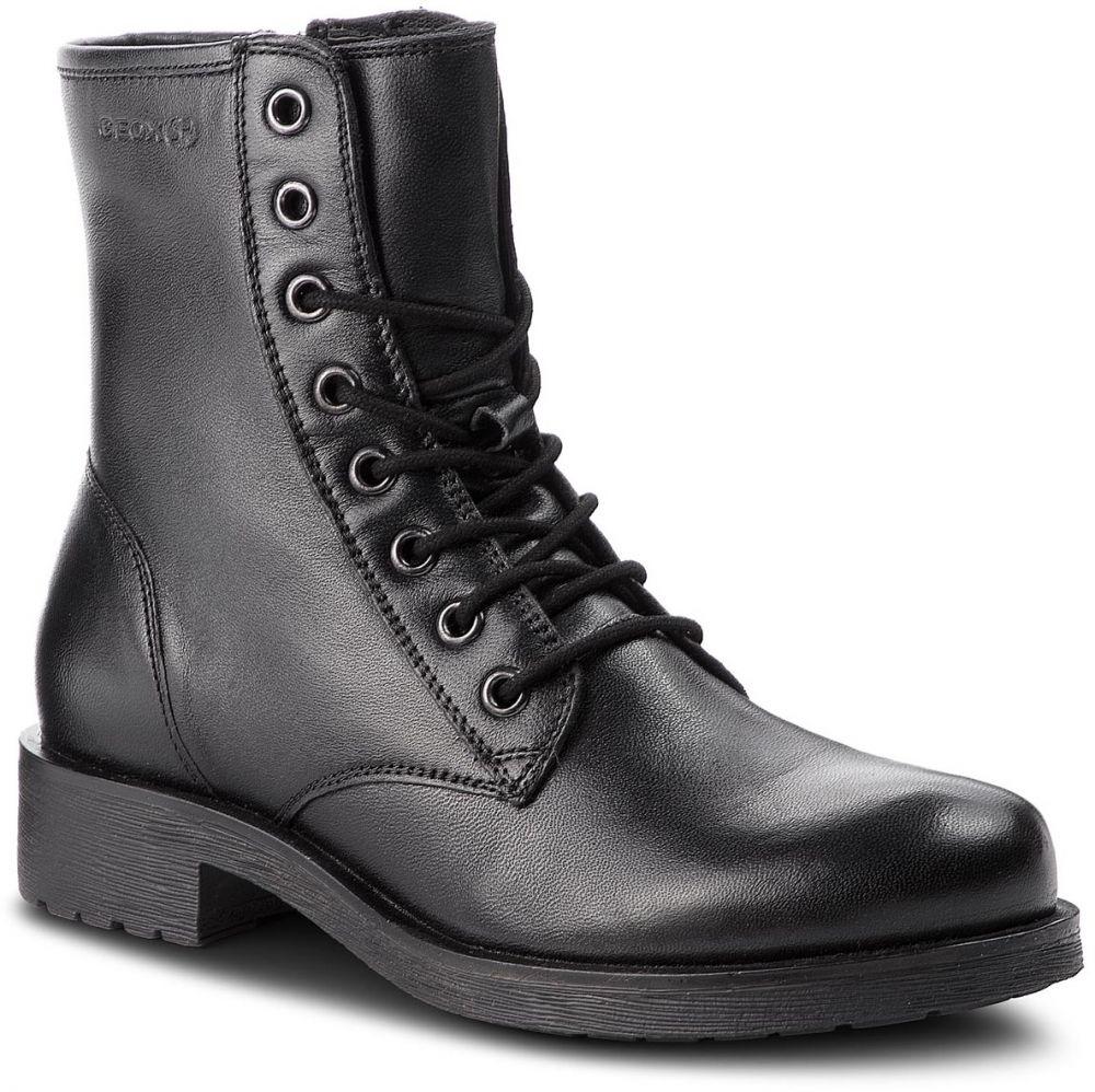 044185180d2 Členková obuv GEOX - D Rawelle B D746RB 000TU C9999 Black značky Geox -  Lovely.sk